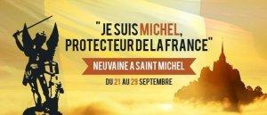 Neuvaine à saint Michel archange pour la France