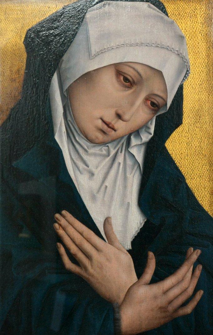 Intermède du 15 septembre: Notre-Dame des sept Douleurs