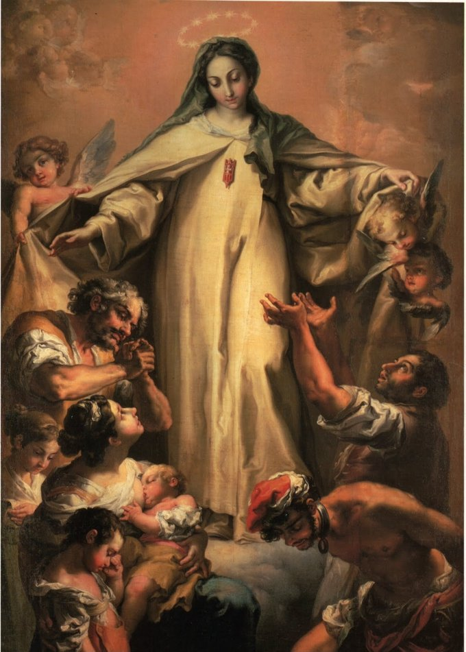 Intermède du 24 septembre : Notre-Dame de la Merci