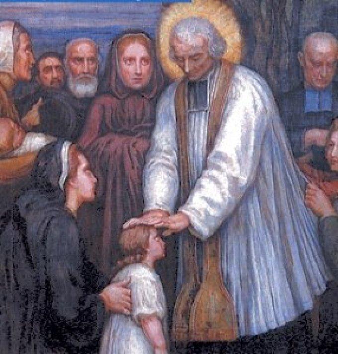 Acte d'amour du Saint Curé d'Ars
