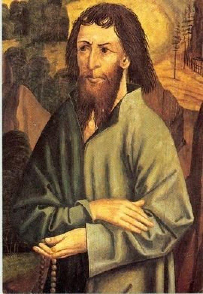 Le 25 septembre : Saint Nicolas de Flüe