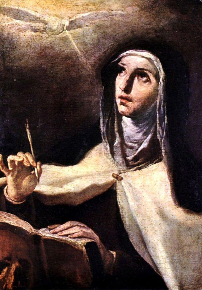 Neuvaine à Sainte Thérèse d'Avila du 7 au 14 octobre 66334?customsize=680