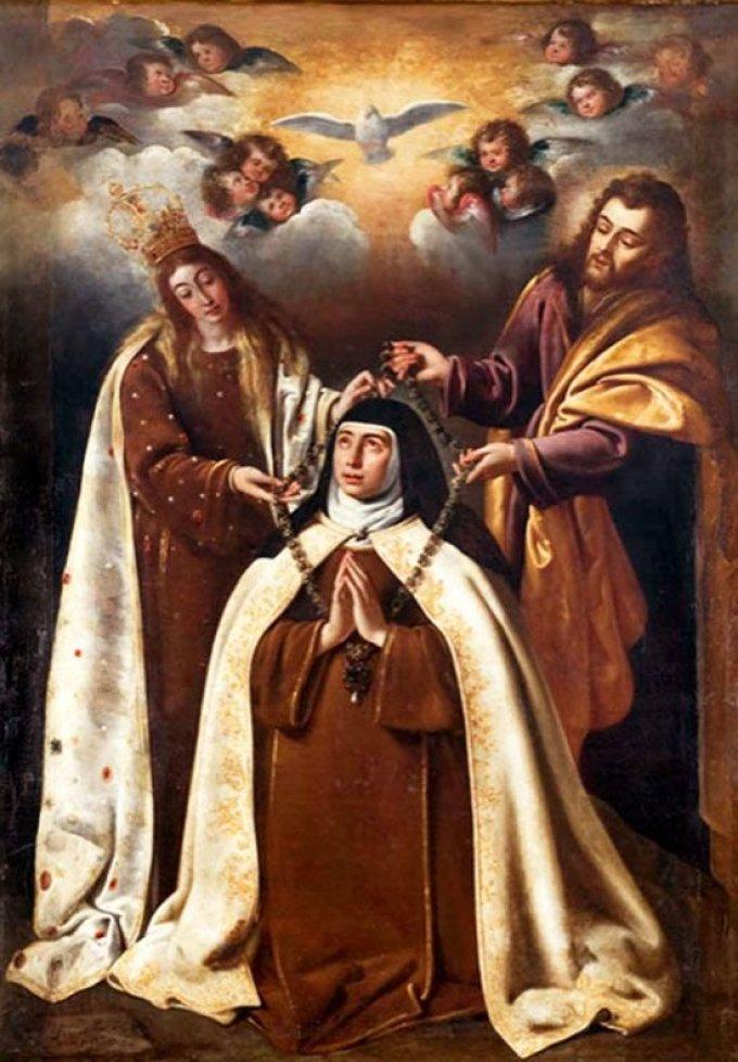 Neuvaine à Sainte Thérèse d'Avila du 7 au 14 octobre 66335?customsize=680