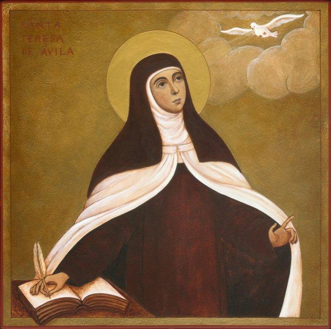 Neuvaine à Sainte Thérèse d'Avila du 7 au 14 octobre 66339?customsize=680