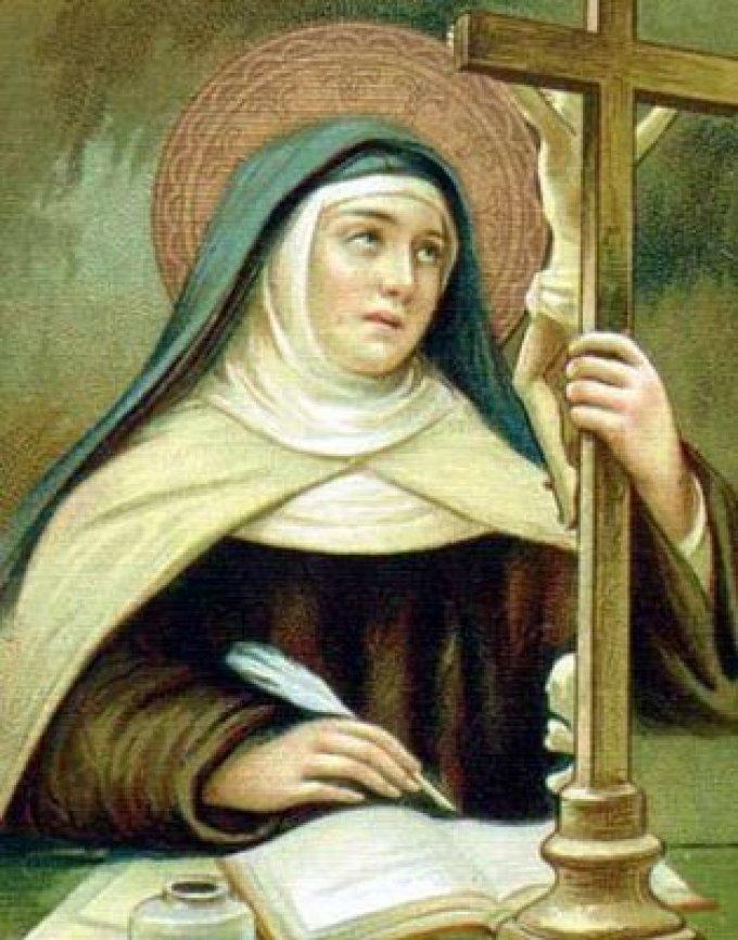 Neuvaine à Sainte Thérèse d'Avila du 7 au 14 octobre 66341?customsize=680