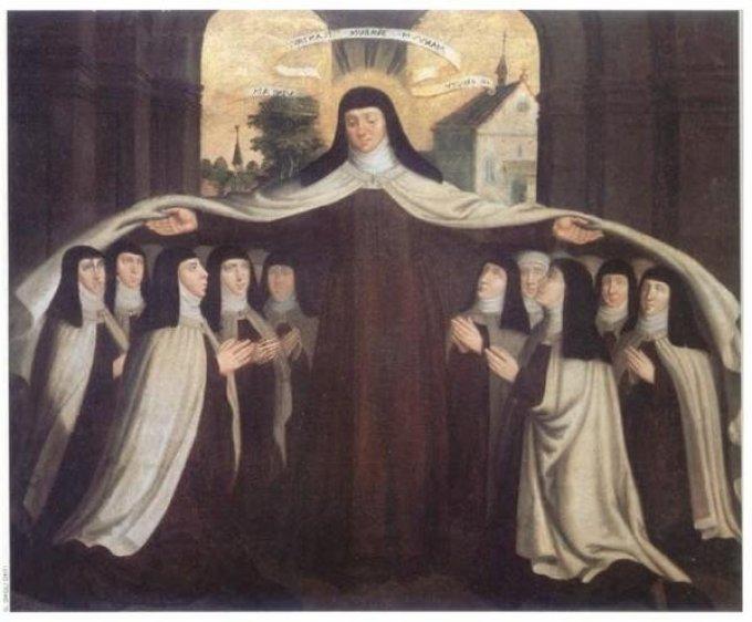 Neuvaine à Sainte Thérèse d'Avila du 7 au 14 octobre 66346?customsize=680