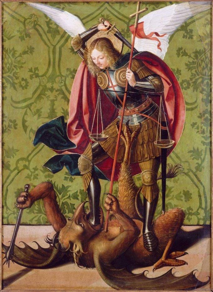 Intermède du 29 septembre : fête de saint Michel Archange