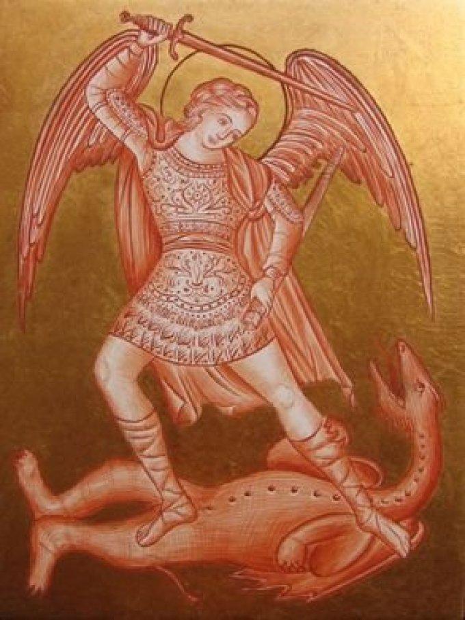 Le 29 septembre : Saint Michel