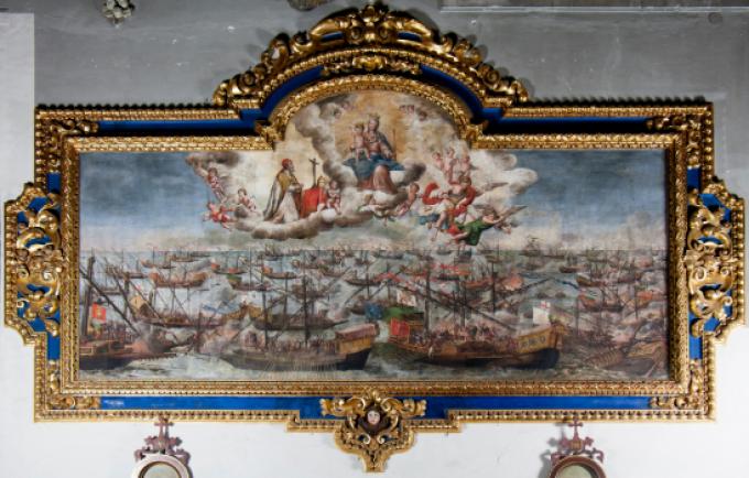 7 Octobre : Fête de Notre Dame du très Saint Rosaire