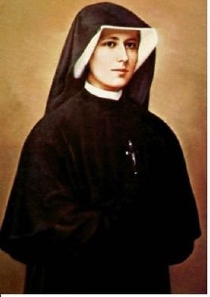 Le 5 octobre : Sainte Faustine