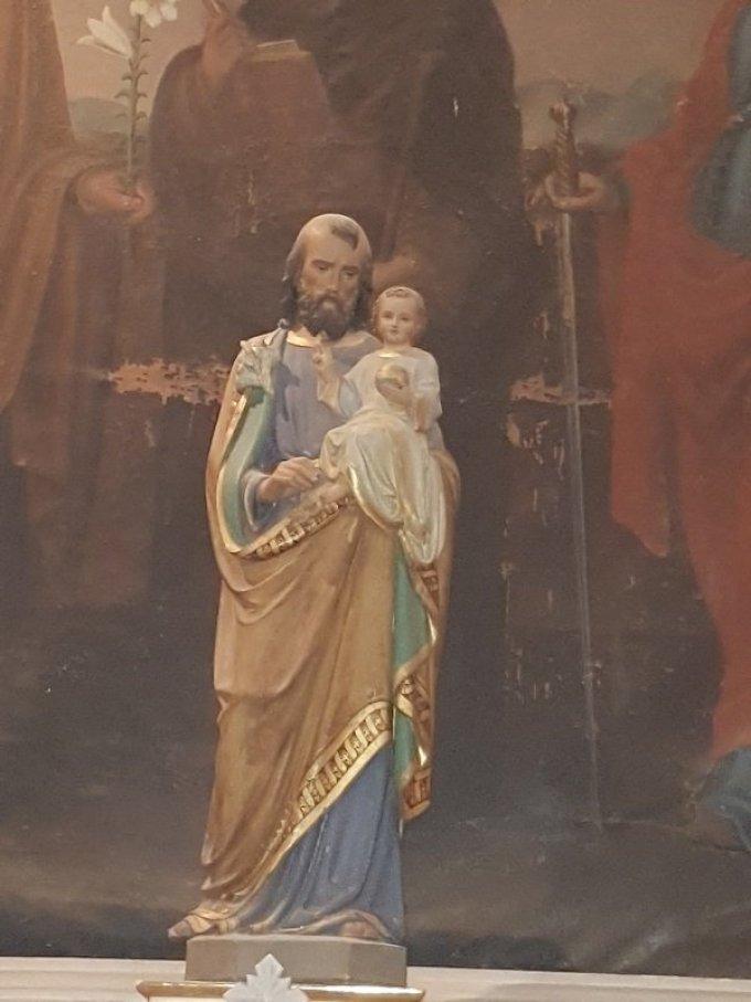 Saint Joseph, vigilant défenseur du Christ, priez pour nous