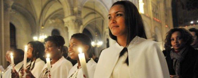 Jour 2 - Prions pour les jeunes qui se préparent à recevoir les sacrements