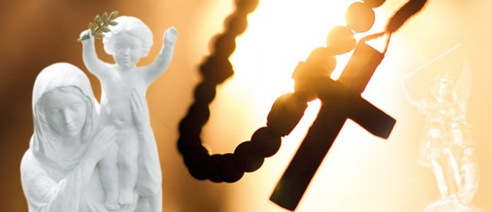 Scandales / Appel du Pape : prions le chapelet en octobre