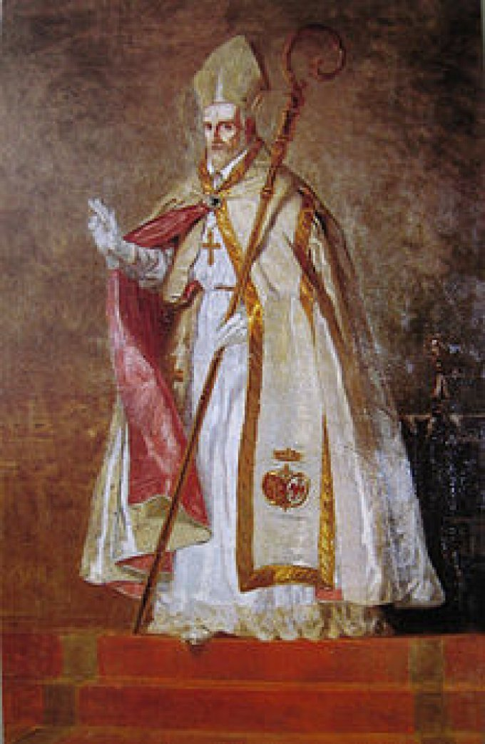 Le 11 octobre : Saint Alexandre Sauli