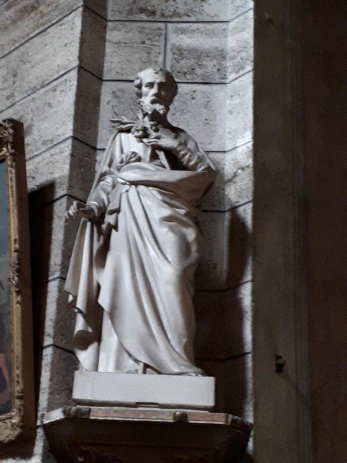 Saint Joseph, très haut en contemplation, priez pour nous