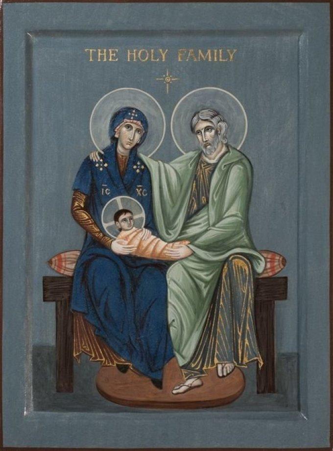 Saint Joseph, époux de la Mère de Dieu, priez pour nous