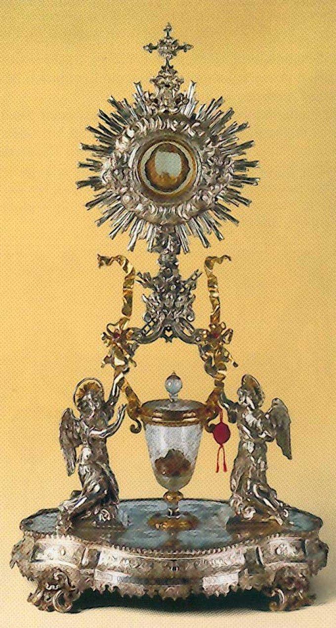 Le miracle eucharistique de Lanciano