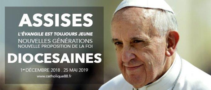Prions avec le Pape pour les jeunes