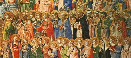 Novena Salesiana a Todos los Santos