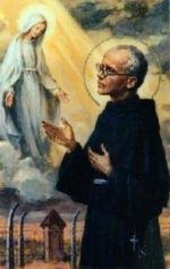 Prière à l'Immaculée Conception