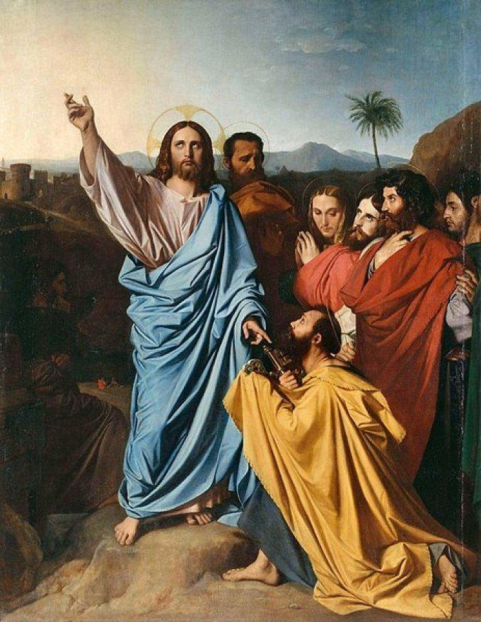 JOUR 1 : Saint Pierre et saint Paul, médiateurs brillants