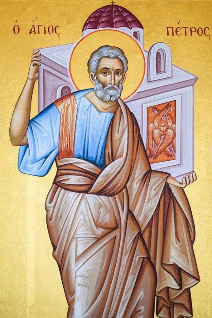 JOUR 2 : Saint Pierre et saint Paul, deux grands pêcheurs d'hommes