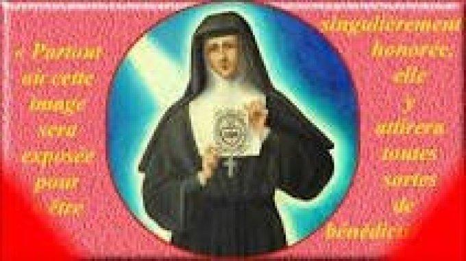 Sainte Marguerite-Marie Alacoque - Chapitre 4