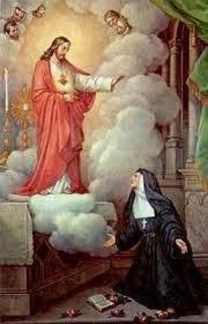 Sainte Marguerite-Marie Alacoque - Chapitre 1