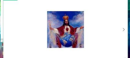 Prions Jésus Roi de toutes les Nations