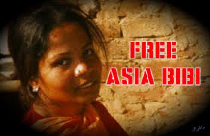 Un asile pour Asia Bibi et sa famille