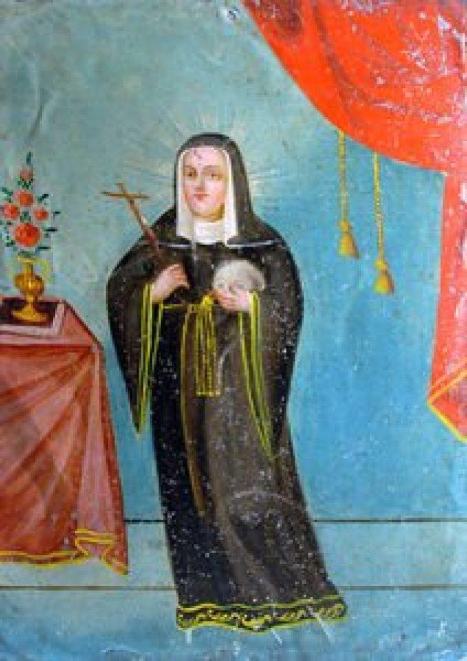 Prions avec Sainte Rita pour nos défunts