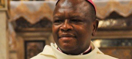 Prions pour notre nouvel Archevêque Mgr Fridolin Ambongo !