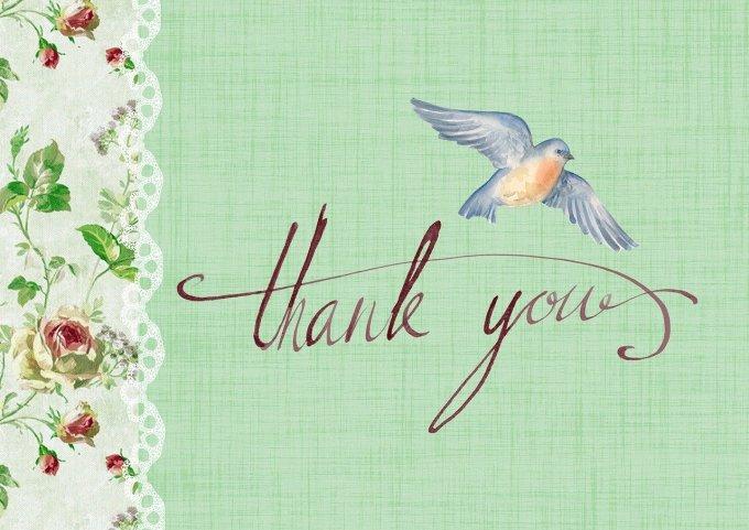 Bernadette and her testament of Gratitude