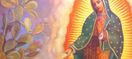 Novena a Nuestra Señora de Guadalupe