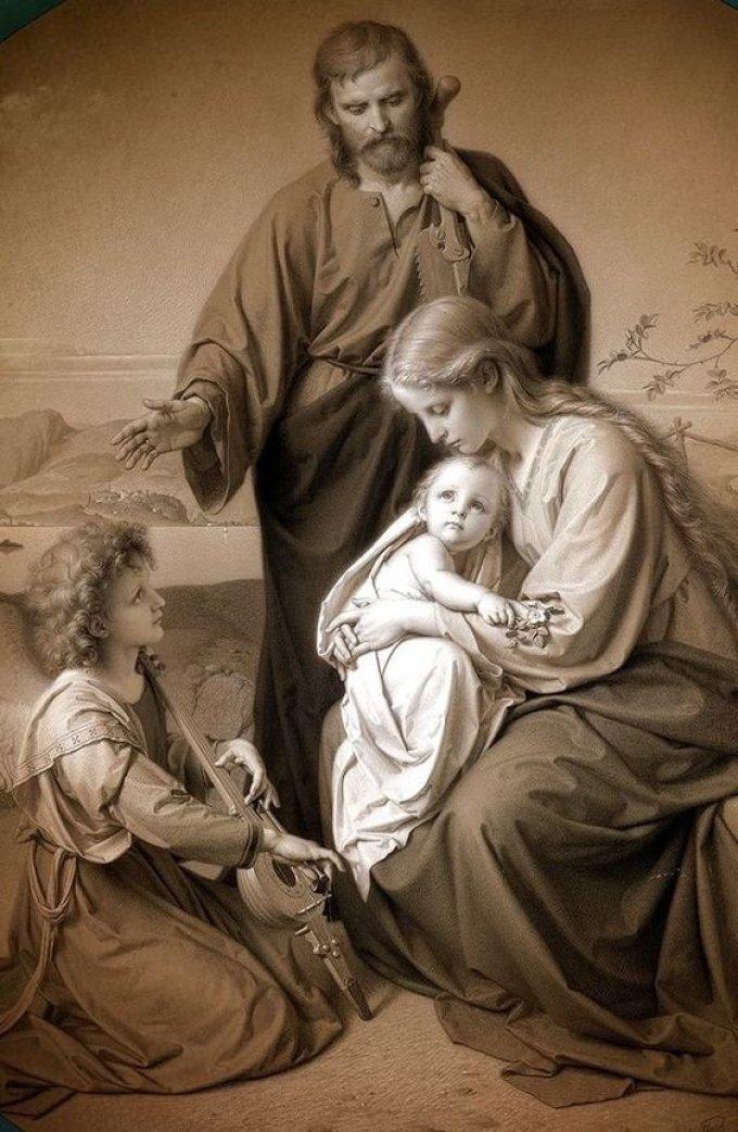 Saint Joseph, fidèle et prudent serviteur, priez pour nous