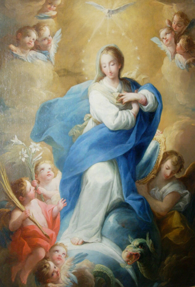 Sixth Day: Consecration to the Immaculate