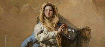 Novena a la Inmaculada Concepción