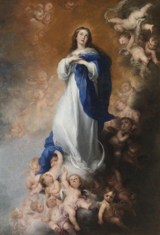 Día 2º. Novena a la Inmaculada Concepción