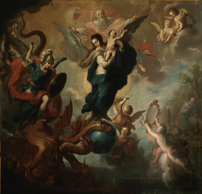 Día 9º. Novena a la Inmaculada Concepción
