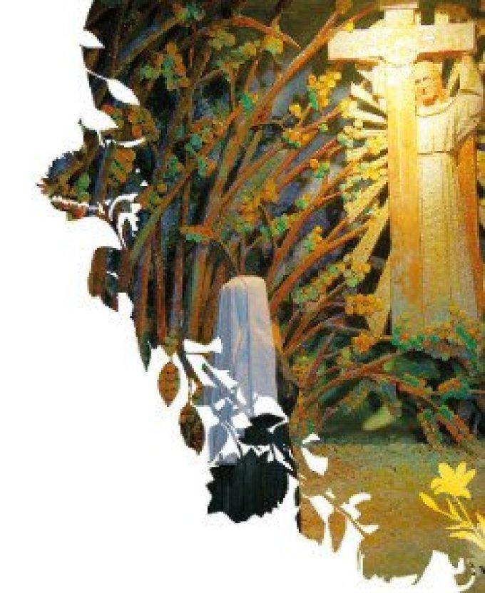 Le tableau du Sacré-Coeur