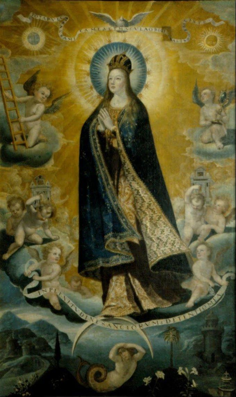 Intermède du 8 décembre : l'Immaculée Conception de la Très Sainte Vierge Marie