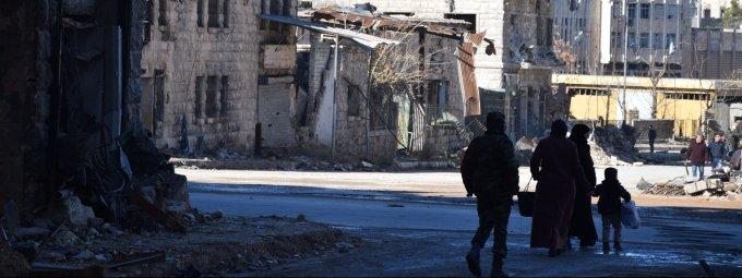 Prions pour que le centre social Feshet Sama, en Syrie, poursuive sa mission