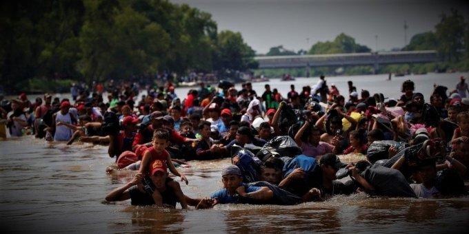 La migration : imprégnée de Monseigneur Romero. Une Eglise qui accompagne