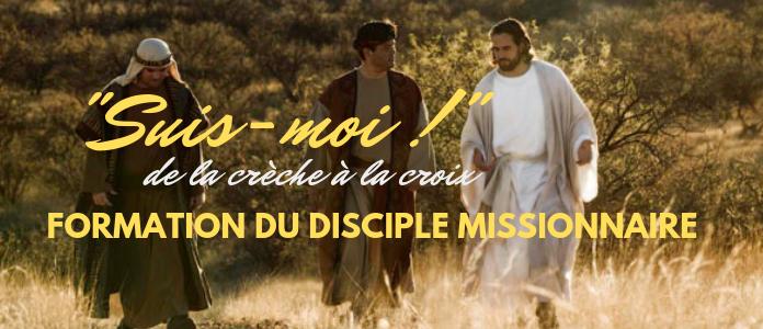 Suis-moi ! de la crèche à la croix