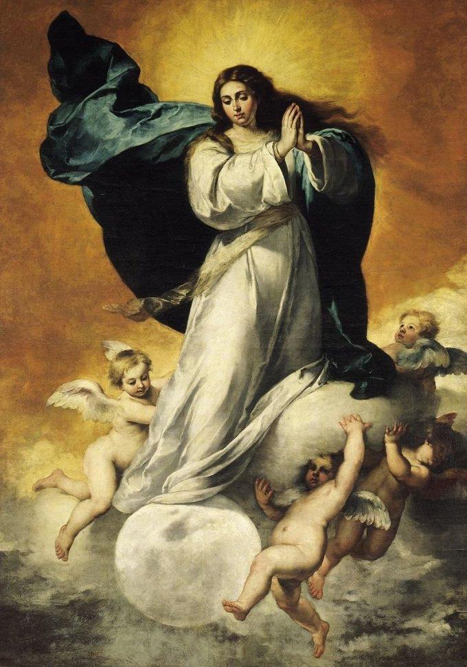 Jour 1: Neuvaine des Saints Innocents