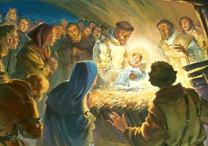 Un Noël à Greccio