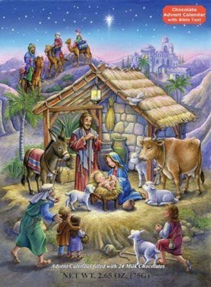 Saint Joseph, qui avait été déclaré homme juste par le Saint-Esprit, ppn