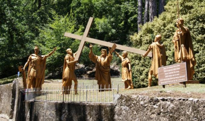 La Messe: …………………Antienne d'entrée -> Alléluia