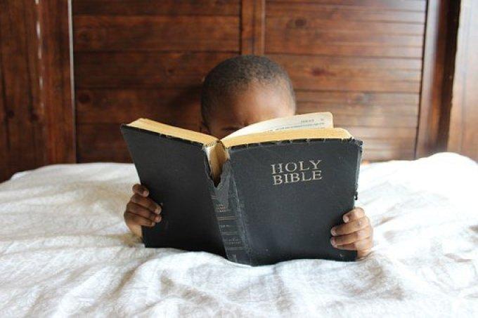 Prier avec des textes de la bible