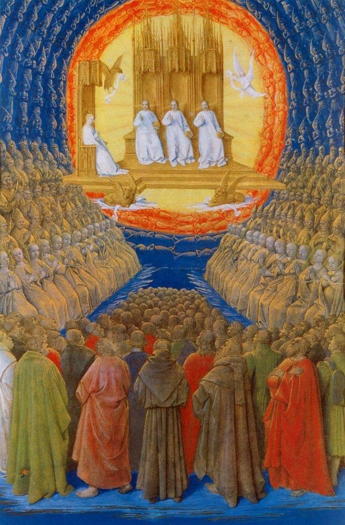 LITANIES DE JESUS ROI DE TOUTES LES NATIONS